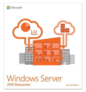 Oprogramowanie OEM Win Svr Datacenter 2019 PL x64 16Core DVD P71-09030