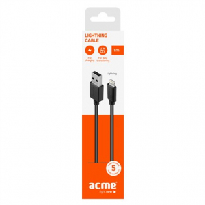 Kabel Lightning (M) - USB Typ-A (M) CB1031 1m