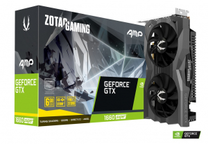 Karta graficzna GeForce GAMING GTX 1660 SUPER AMP 6GB GDDR6 192BIT HDMI/3DP