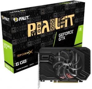 Karta graficzna GeForce GTX 1660Ti StormX 6GB GDDR6 192bit HDMI/DP/DVI-D