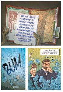 Gra Komiks Paragrafowy: Technomagowie