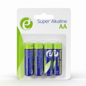 Baterie alkaliczne AA 4 pak