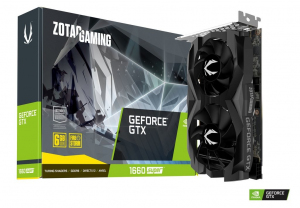 Karta graficzna GeForce GAMING GTX 1660 SUPER 6GB 192bit GDDR6 HDMI/3DP