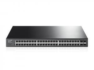 T1600G-52PS(TL-SG2452P) Switch Smart 48xGE PoE 4xSFP