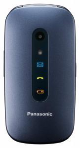 Telefon dla seniora KX-TU456 niebieski