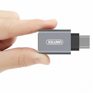 Adapter USB TYP-C do USB (F ); Y-A025CGY