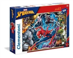 104 elementy Maxi Spiderman