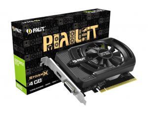 Karta graficzna GeForce GTX 1650 StormX 4GB GDDR5 128BIT DVI-D/HDMI