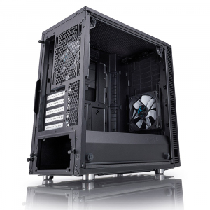 Define Mini C TG 3. 5'HDD/2.5'SDD uATX/ITX Tempered Glass side panel