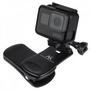 Uchwyt klips do kamery sportowej MC-820