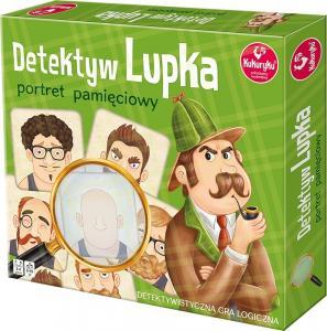 Gra Kukuryku Detektyw Lupka - Portret pamięciowy