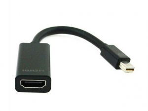 Adapter Displayport Mini(M)->HDMI(F)