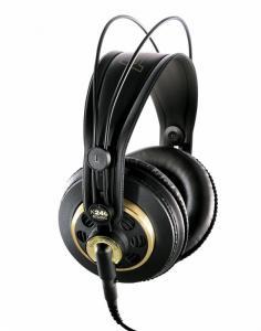 Słuchawki półotwarte Studio AKG K240