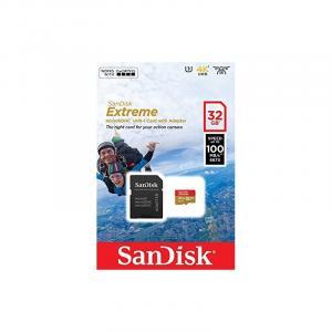 Extreme microSDHC 32GB 100/60 MB/s A1 V30 GoPro