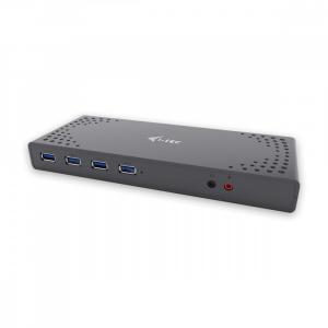 Replikator portów USB 3.0/USB-C Dual