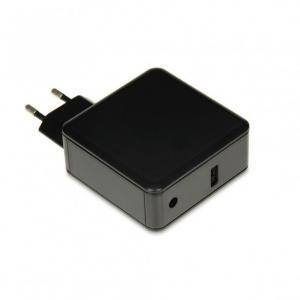 Zasilacz do laptopa uniwersalny IUZ65WA 65W automatyczny