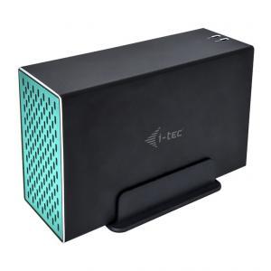 Obudowa zewnętrzna na 2x dysk 3.5 MySafe USB-C 3.0/ USB-C SATA HDD/SSD