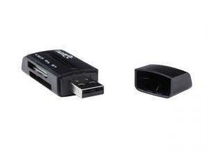 Czytnik kart pamięci ANT 3 Mini (SDHC/MMC/M2/Micro SD) Black