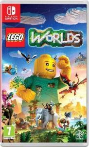 Gra NS Lego Worlds