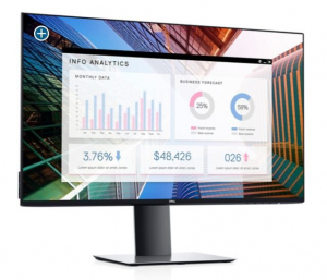 Monitor U2719D 27 IPS LED QHD (2560x1440) /16:9/HDM/2xDP/5xUSB 3.0/3Y PPG