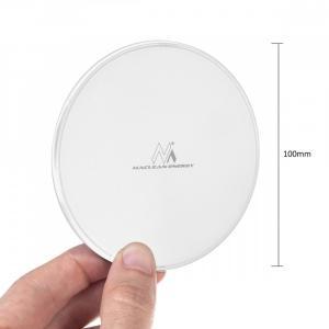 Ładowarka bezprzewodowa Qi biała MCE250 W
