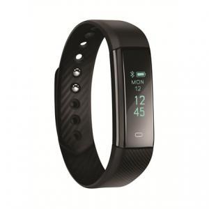 Opaska sportowa smartwatch ACT101 czarna