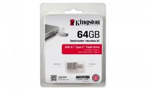 Data Traveler MicroDuo 3C 64GB USB 3.1 Gen1