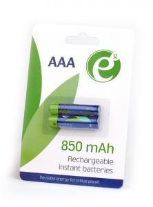 Akumulatorki AAA 850mAh 2 sztuki/blister