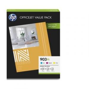 903XL 3-Pack CMY 1CC20AE