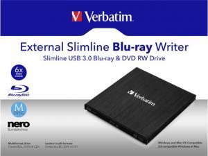 Nagrywarka BLU-RAY USB 3.0 zewnętrzna