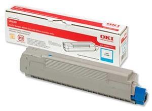 Toner C8600 Cyan 6k