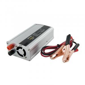 Przetwornica samochodowa 400/800W 24V(DC)-230V(AC) z portem USB