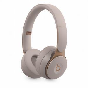 Słuchawki bezprzewodowe Beats Solo Pro Wireless z redukcją szumów - szare