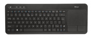 Bezprzewodowa dotykowa multimedialna klawiatura Veza