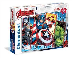 24 elementy MAXI Super Kolor Avengers