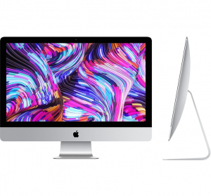 iMac 27 Retina 5K: i5 3.1GHz 6-core 8th/8GB/1TB Fusion Drive/Radeon Pro 575X with 4GB GDDR5