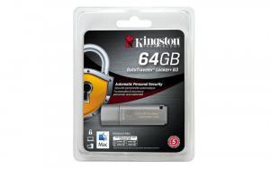 Data Traveler Locker G3 64GB UDB3 Data Security