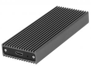 Obudowa USB 3.1 Type-C M.2 NVME 702 AL Armour