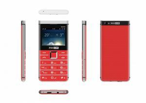 Telefon MM 760 Dual SIM Czerwony