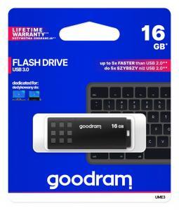 Pendrive UME3 16GB USB 3.0 Czarny