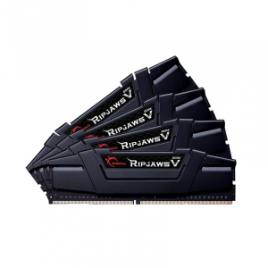 DDR4 32GB (4x8GB) RipjawsV 3200MHz CL16 rev2 XMP2 Black