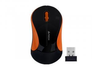 Mysz V-Track G3-270N-1 (Czarny+Pomarańczowy)