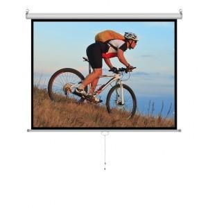Ekran ręczny półautomat MS-150 4:3 150 305x229cm 4:3