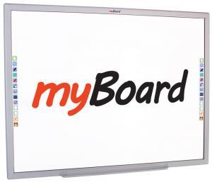 myBoard 70'C DTO-i64C 4:3 10-touch, multi gest
