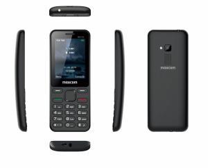 Telefon MM 139 DUAL SIM czarny