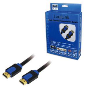 Kabel HDMI high speed z Ethernet, dl. 15m