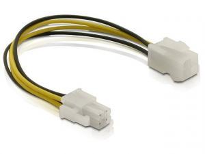 Kabel P4 zasilający CPU M/F wewnętrzny 15cm