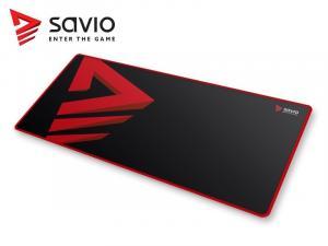 Podkładka pod mysz gaming SAVIO Turbo Dynamic XXL 1000x500x3mm Obszyta
