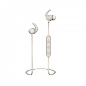 Słuchawki douszne BT WEAR7208PU szare