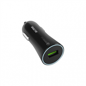Ładowarka samochodowa USB CH103 QC 3.0 1p/3A/15W